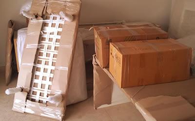Proteção Embalagem Móvel Cadeiras